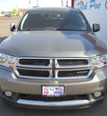 dodge durango 2011 gray suv gasoline 6 cylinders all whee drive automatic 79925
