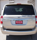 chrysler town and country 2012 beige van touring flex fuel 6 cylinders front wheel drive automatic 80301