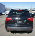 acura mdx 2009 black suv gasoline 6 cylinders all whee drive automatic 07712