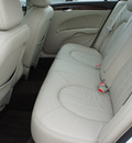 buick lucerne 2007 white sedan cxl gasoline 6 cylinders front wheel drive automatic 76087