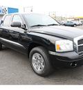 dodge dakota 2005 black laramie gasoline 8 cylinders 4 wheel drive automatic 98632