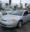 saturn ion 2006 silver coupe 3 gasoline 4 cylinders front wheel drive automatic 94063