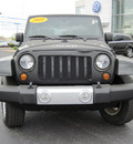 jeep wrangler unlimited 2010 black suv sahara gasoline 6 cylinders 4 wheel drive automatic with overdrive 46410