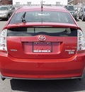 toyota prius 2008 red hatchback standard hybrid 4 cylinders front wheel drive cont  variable trans  06019