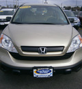 honda cr v 2009 tan suv lx gasoline 4 cylinders all whee drive automatic 13502