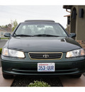 toyota camry 2000 green sedan xle v6 gasoline 6 cylinders front wheel drive automatic 99352