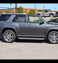 toyota 4runner 2012 suv 2012 toyota 4runner limited a5 4d gasoline 6 cylinders 4 wheel drive 5 speed automatic 46219