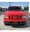 ford ranger 2006 torch red sport gasoline 6 cylinders 4 wheel drive automatic with overdrive 07724