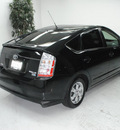 toyota prius 2008 black hatchback hybrid 4 cylinders front wheel drive automatic 91731