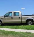 ford f 250 2001 gold super duty gasoline 10 cylinders rear wheel drive automatic 33884
