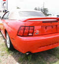 ford mustang 2000 red gt gasoline v8 rear wheel drive 5 speed manual 34788
