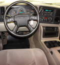 chevrolet tahoe 2005 white suv ls gasoline 8 cylinders rear wheel drive automatic 76108