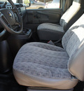 chevrolet express cargo 2008 white van 2500 flex fuel 8 cylinders rear wheel drive automatic 76087