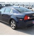 chevrolet malibu 2012 black sedan lt gasoline 4 cylinders front wheel drive automatic 77090