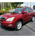 lexus rx 350 2009 matador red suv gasoline 6 cylinders all whee drive automatic 07755
