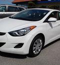 hyundai elantra 2013 white sedan gls gasoline 4 cylinders front wheel drive automatic 94010