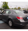 honda accord 2010 polished metal sedan lx gasoline 4 cylinders front wheel drive automatic 07701