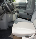 ford e series cargo 2011 white van e 250 flex fuel 8 cylinders rear wheel drive automatic with overdrive 76108