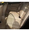 audi a4 2005 black sedan 1 8t quattro gasoline 4 cylinders all whee drive automatic 77090