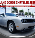 dodge challenger 2010 silver coupe se gasoline 6 cylinders rear wheel drive automatic 33157