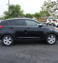 kia sportage 2012 black cherry suv lx gasoline 4 cylinders front wheel drive automatic 19153