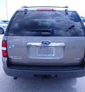 ford explorer 2006 dk  brown suv xls gasoline 6 cylinders rear wheel drive 5 speed automatic 77388