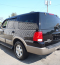ford expedition 2003 black suv eddie bauer gasoline 8 cylinders sohc 4 wheel drive automatic with overdrive 28557