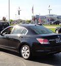 honda accord 2008 black sedan ex l gasoline 4 cylinders front wheel drive automatic with overdrive 60462