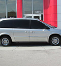 chrysler town country 2001 silver van lmt gasoline 6 cylinders front wheel drive automatic 33884