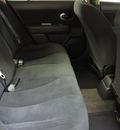 nissan versa 2011 silver sedan 1 8 s gasoline 4 cylinders front wheel drive automatic 76108