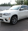 bmw x5 2012 white xdrive50i gasoline 8 cylinders all whee drive automatic 27616