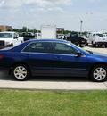 honda accord 2005 dk  blue sedan ex v 6 gasoline 6 cylinders front wheel drive automatic 76108