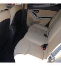 hyundai elantra 2012 blue sedan limited gasoline 4 cylinders front wheel drive automatic 91761
