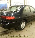 ford escort 1999 black sedan lx gasoline 4 cylinders front wheel drive automatic 14304