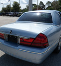 mercury grand marquis 2003 blue sedan ls premium gasoline 8 cylinders sohc rear wheel drive automatic with overdrive 32783