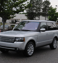 range rover range rover 2012 silver suv supercharged gasoline 8 cylinders 4 wheel drive automatic 27511