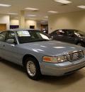 ford crown victoria 2000 lt  blue sedan lx gasoline v8 rear wheel drive automatic 27707