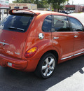 chrysler pt cruiser 2003 orange wagon gasoline 4 cylinders front wheel drive automatic 33021