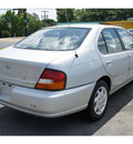 nissan altima 1999 silver sedan gxe gasoline 4 cylinders front wheel drive automatic 28217