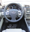 lexus is 250 2011 black sedan gasoline 6 cylinders all whee drive automatic 46410