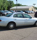 buick lesabre 2002 silver sedan limited gasoline 6 cylinders front wheel drive automatic 55318