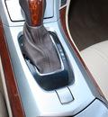 cadillac cts 2009 gold sedan 3 6l v6 gasoline 6 cylinders rear wheel drive automatic 27215