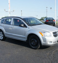 dodge caliber 2011 silver hatchback mainstreet gasoline 4 cylinders front wheel drive automatic 19153