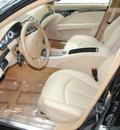 mercedes benz e class 2009 black sedan e350 gasoline 6 cylinders rear wheel drive automatic 91731