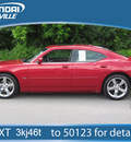 dodge charger 2006 sedan rt gasoline 8 cylinders rear wheel drive shiftable automatic 28805