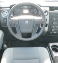 ford f 150 2011 white xlt 8 cylinders shiftable automatic 61832