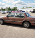buick lesabre 1991 brown sedan limited gasoline v6 front wheel drive automatic with overdrive 55318