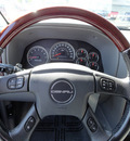 gmc envoy denali 2006 red suv xl 4x4 gasoline 8 cylinders 4 wheel drive automatic with overdrive 60546