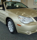 chrysler sebring 2010 gold touring flex fuel 6 cylinders front wheel drive 4 speed with overdrive 98674