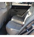 honda civic 2011 dk  gray sedan lx gasoline 4 cylinders front wheel drive automatic 77065
